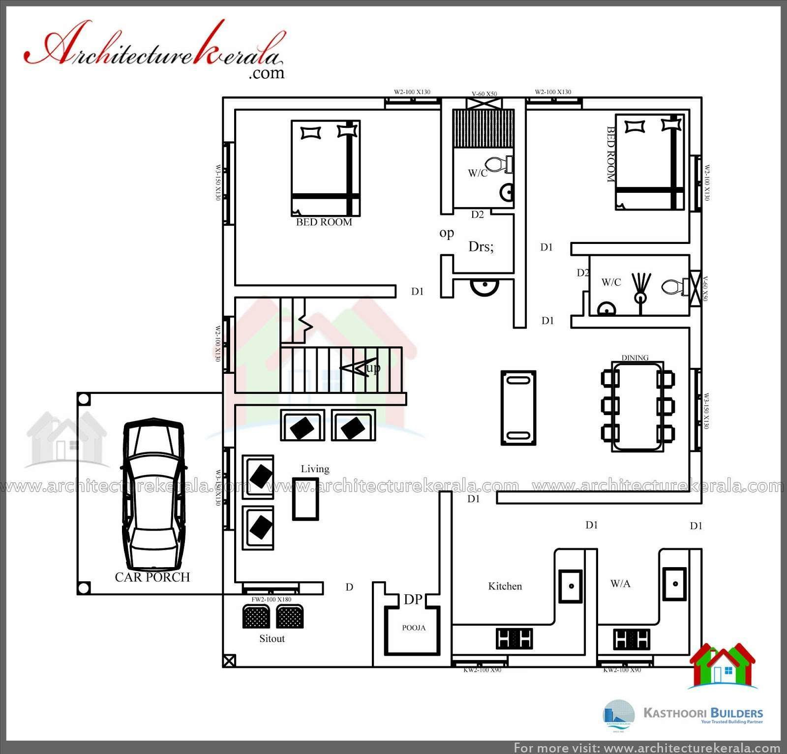 Best House Plans With Cost To Build Estimates Ideal Low Cost 3 With Pictures