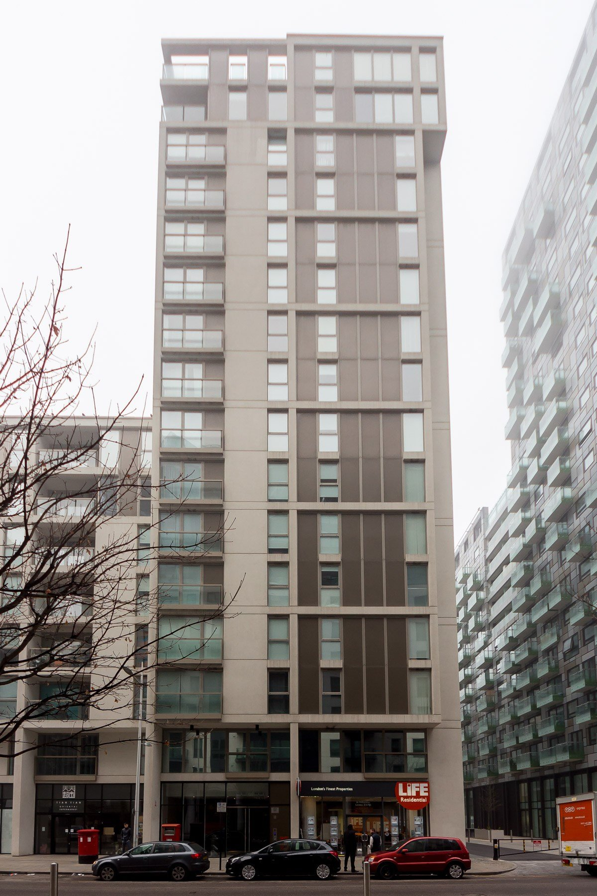Best 1 Bedroom Flat To Rent In Millharbour Canary Wharf E14 With Pictures Original 1024 x 768