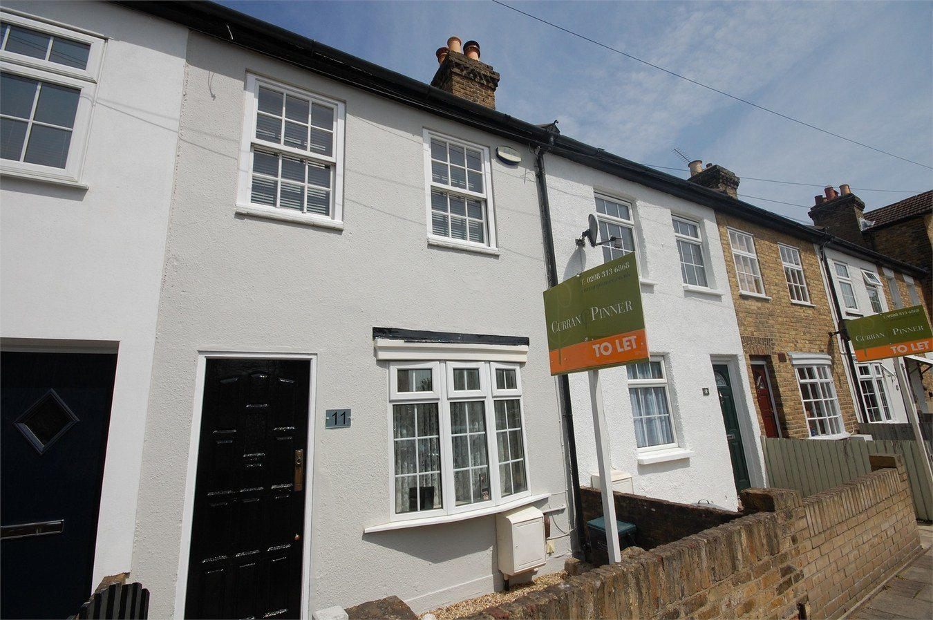 Best 2 Bedroom Terraced House To Rent In Freelands Grove With Pictures