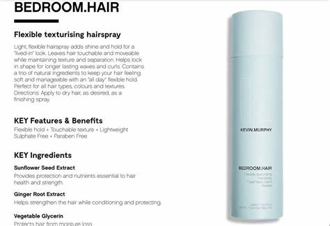 Best Kevin Murphy Bedroom Hair Review Www Resnooze Com With Pictures