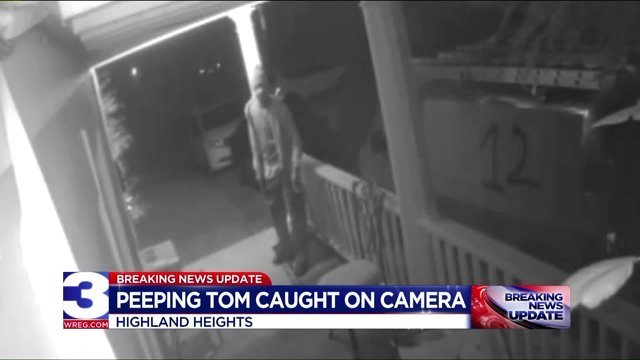 Best Peeping Tom Terrorizing Highland Heights Wreg Com With Pictures