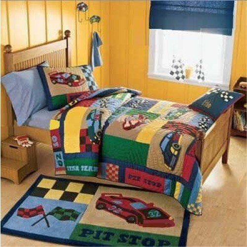 Best Race Car Bedding With Pictures