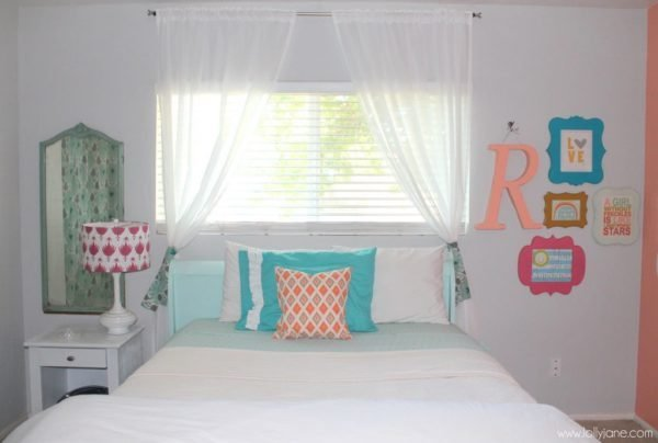 Best Coral Tween Girl Bedroom With Pictures