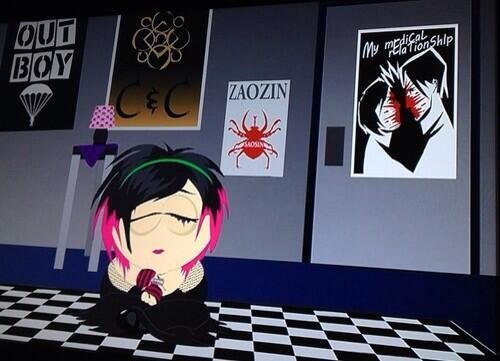 Best Alter The Press South Park Use Fall Out Boy And My With Pictures