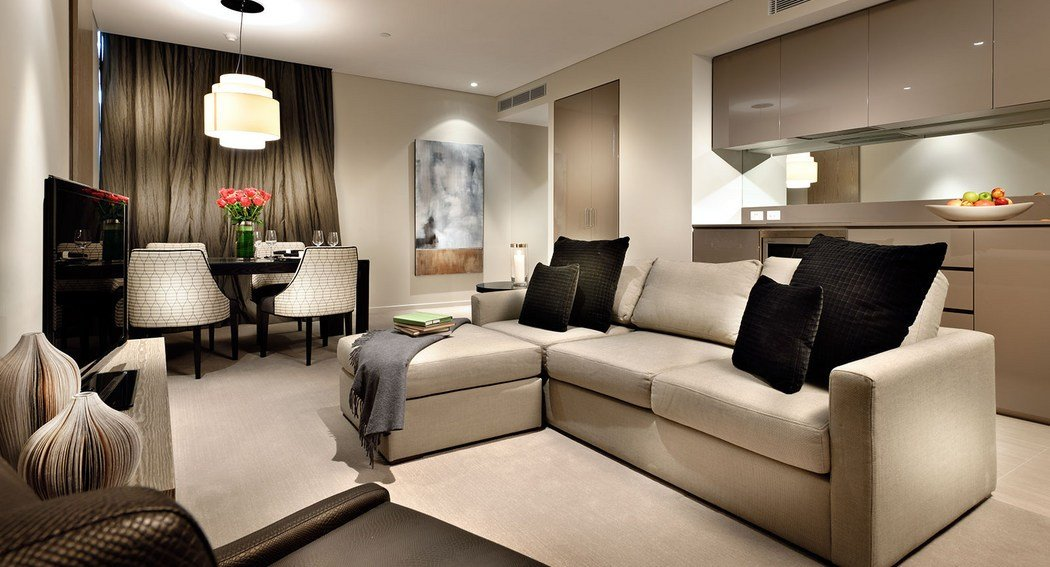 Best One Bedroom Apartment With Kitchen Fraser Suites Perth With Pictures