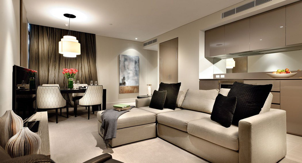 Best Two Bedroom Apartment With Kitchen Fraser Suites Perth With Pictures