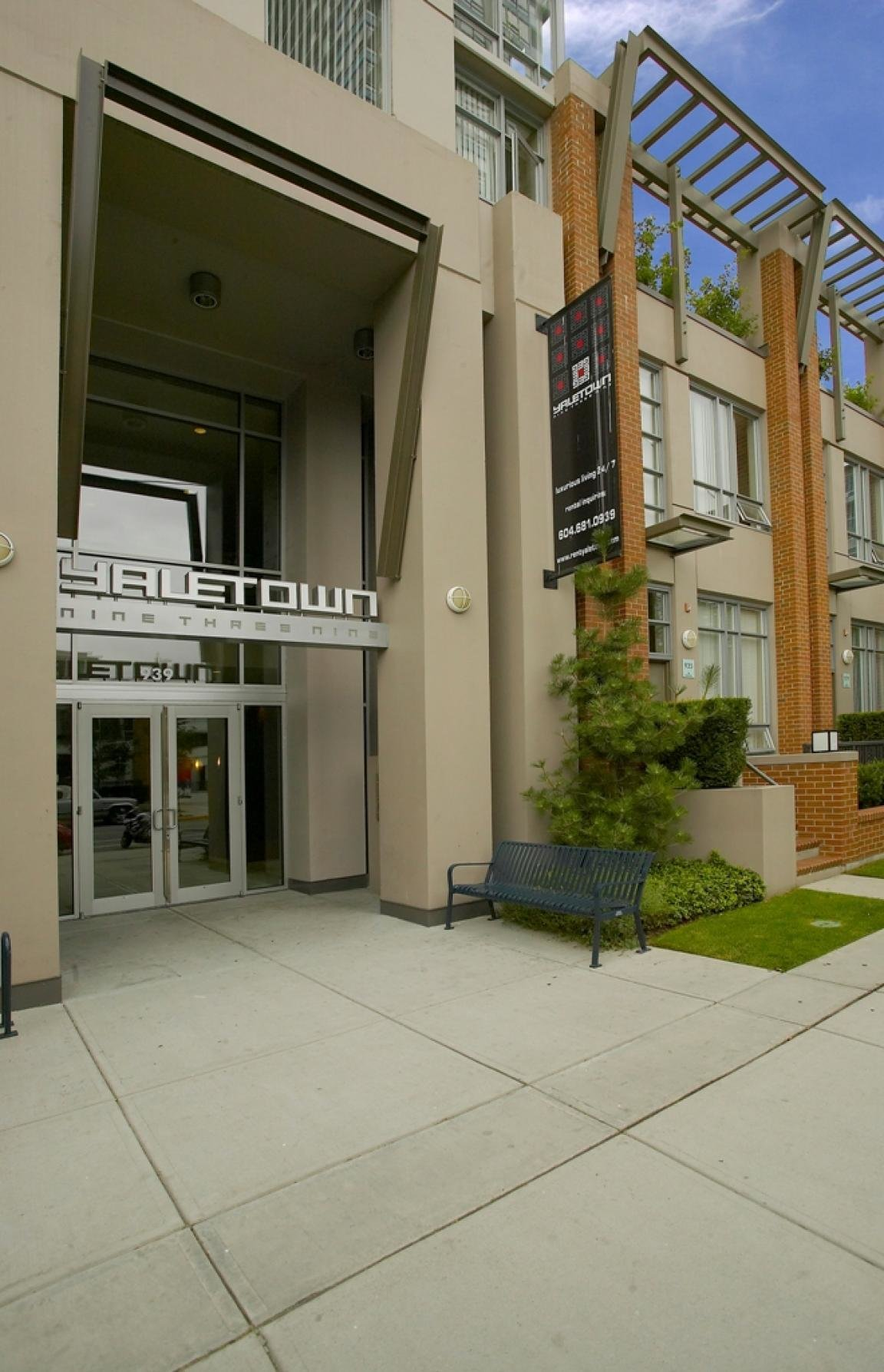 Best Yaletown 939 Apartments Vancouver Bc Walk Score With Pictures