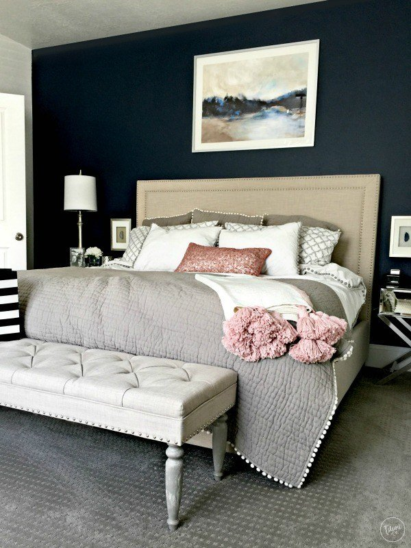 Best The Best Navy Blue Paint For Your Home Tauni Co With Pictures