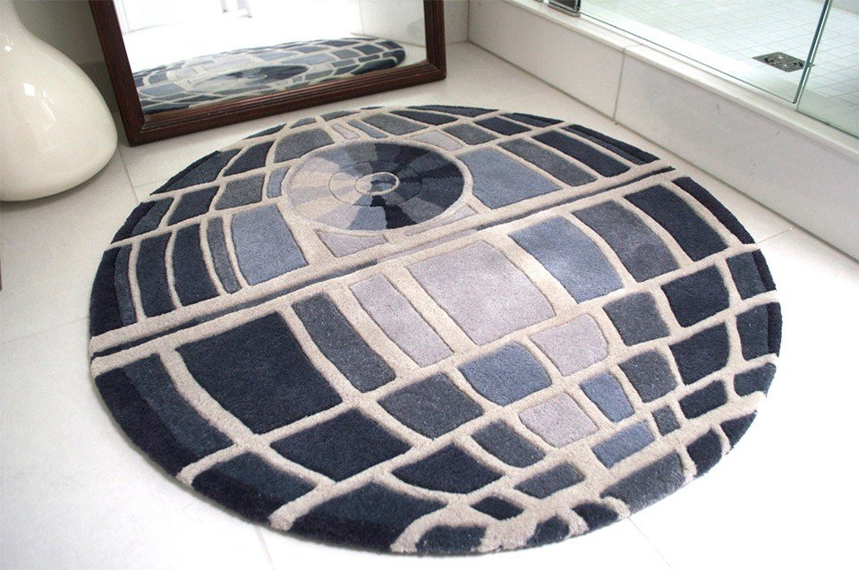 Best Death Star Rug The Ultimate Power In The Universe Is Easily De Feeted With Pictures