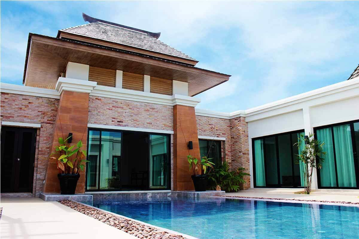 Best 3 Bedroom Pool Villa For Sale In Layan Phuket Layan Tara With Pictures