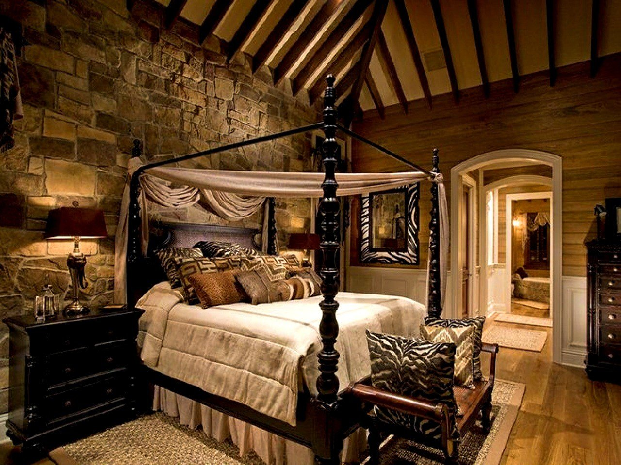 Best Rustic Bedroom Decorating Ideas A Guide To Inspire And With Pictures