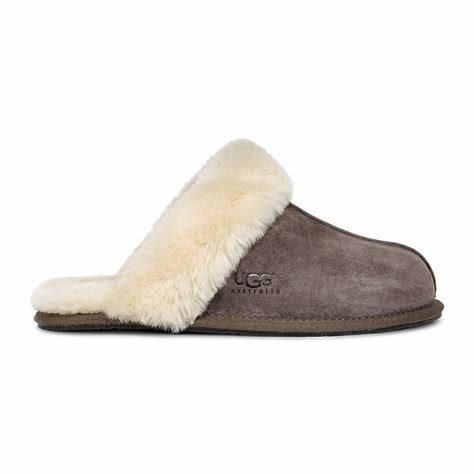 Best Buy Ugg® Women S Scuffette Slippers Stormy Grey Amara With Pictures
