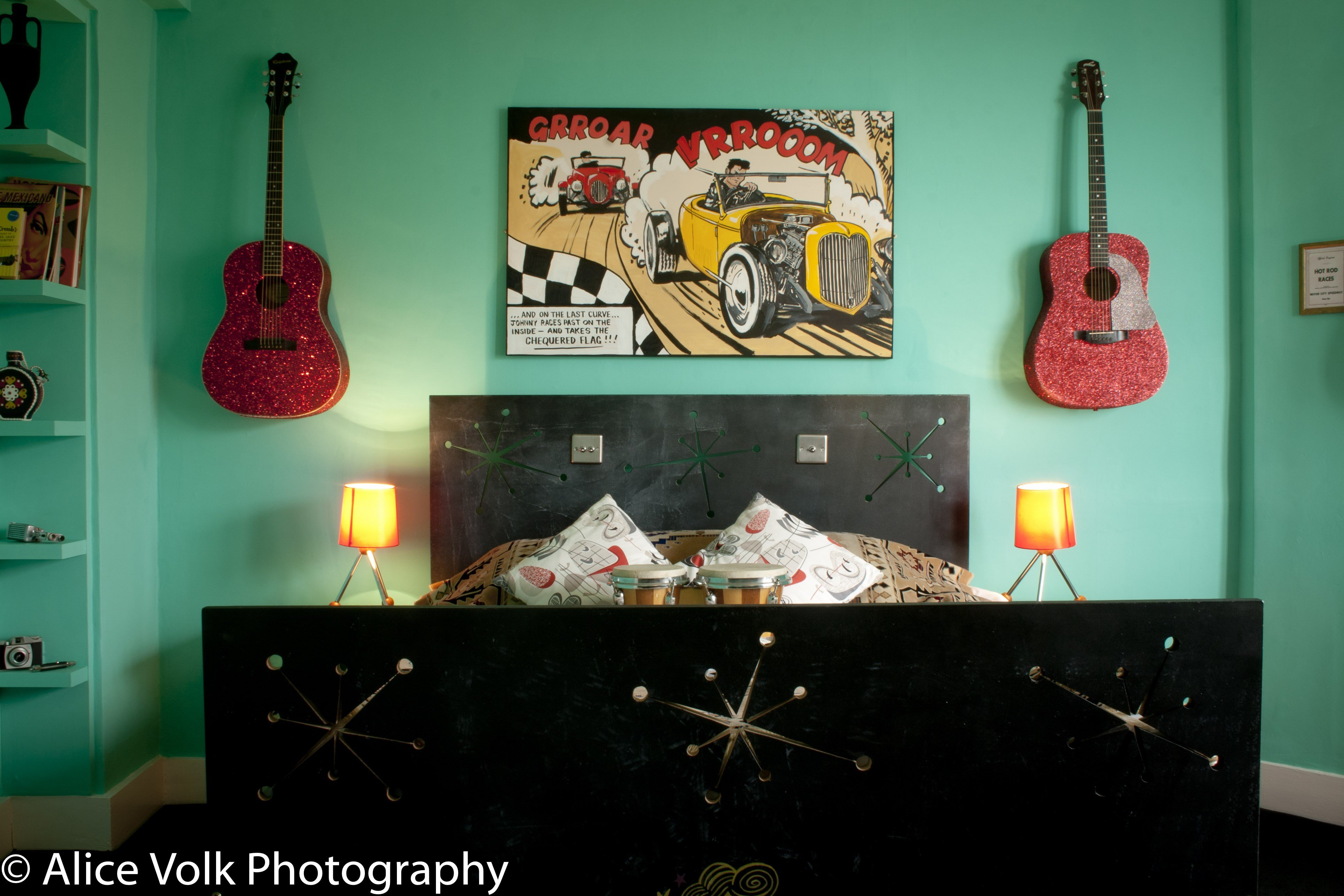 Best Hotel Pelirocco's New Rockabilly Room Open From Nov '12 Alice Volk Photography With Pictures