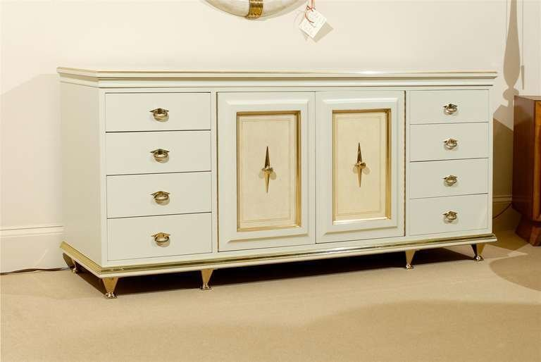 Best A Remarkable Chest Buffet Credenza By American Of With Pictures