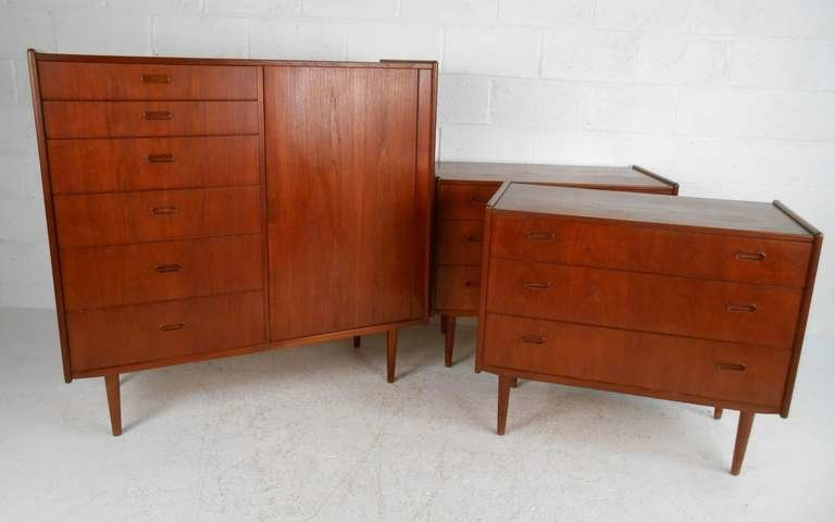 Best Mid Century Danish Modern Bedroom Suite At 1Stdibs With Pictures