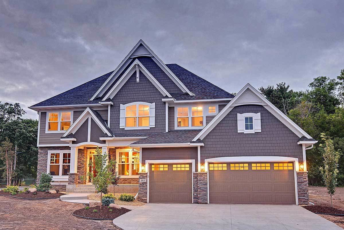 Best 5 Bedroom House Plans Architectural Designs With Pictures