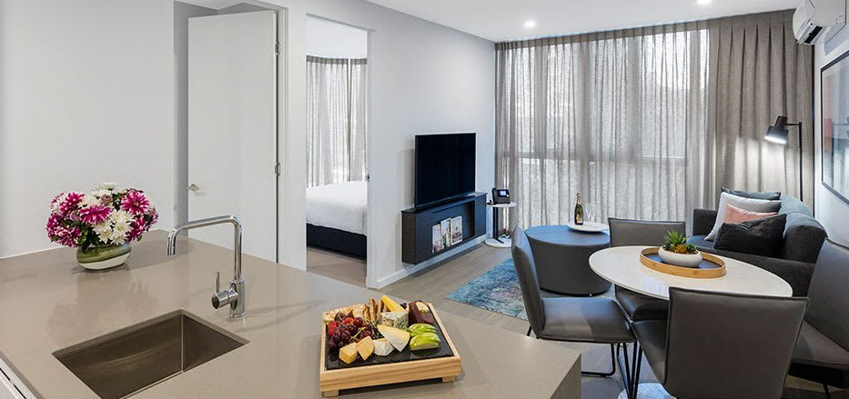 Best Two Bedroom Suite Avani Central Melbourne Residences With Pictures