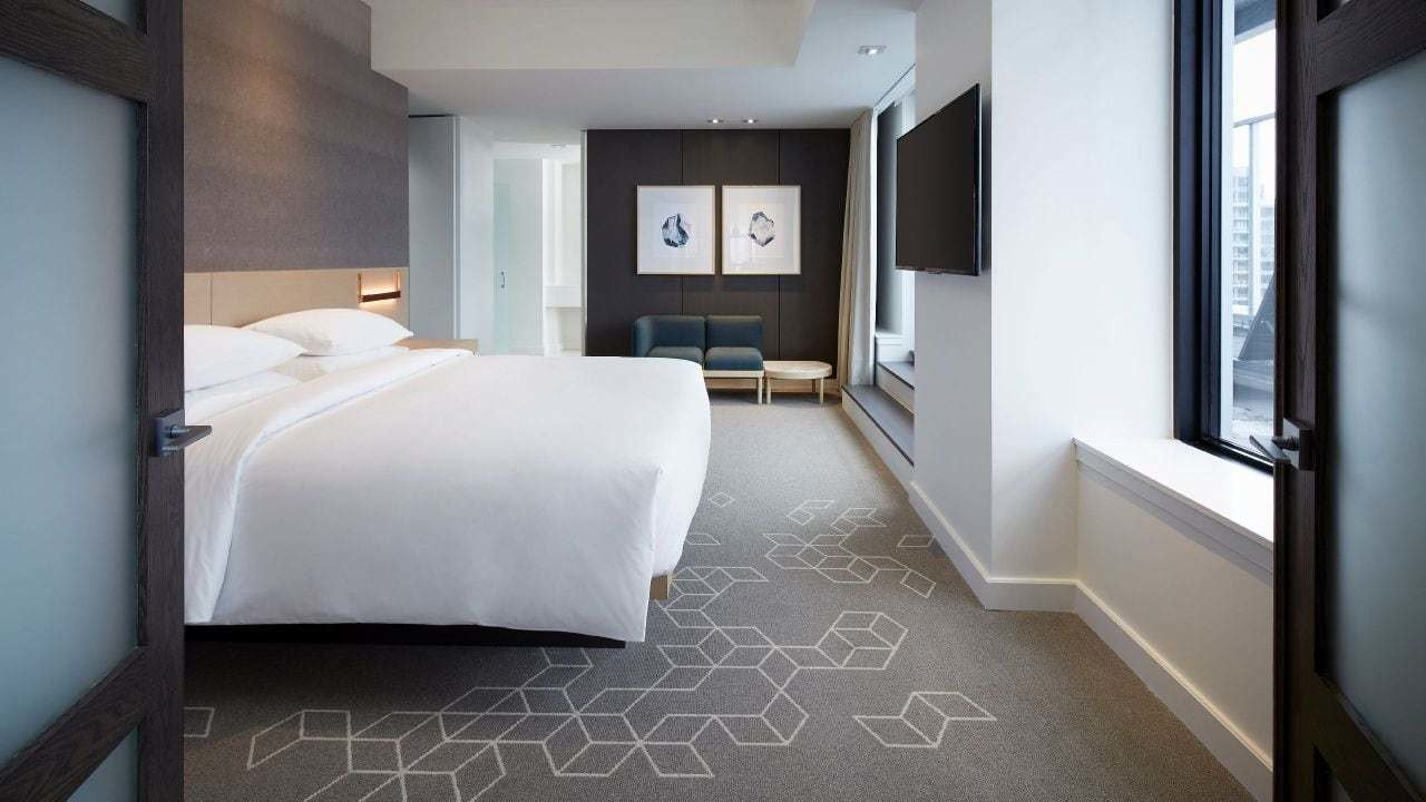 Best Boutique Hotel In Ottawa Canada Andaz Ottawa Byward Market With Pictures