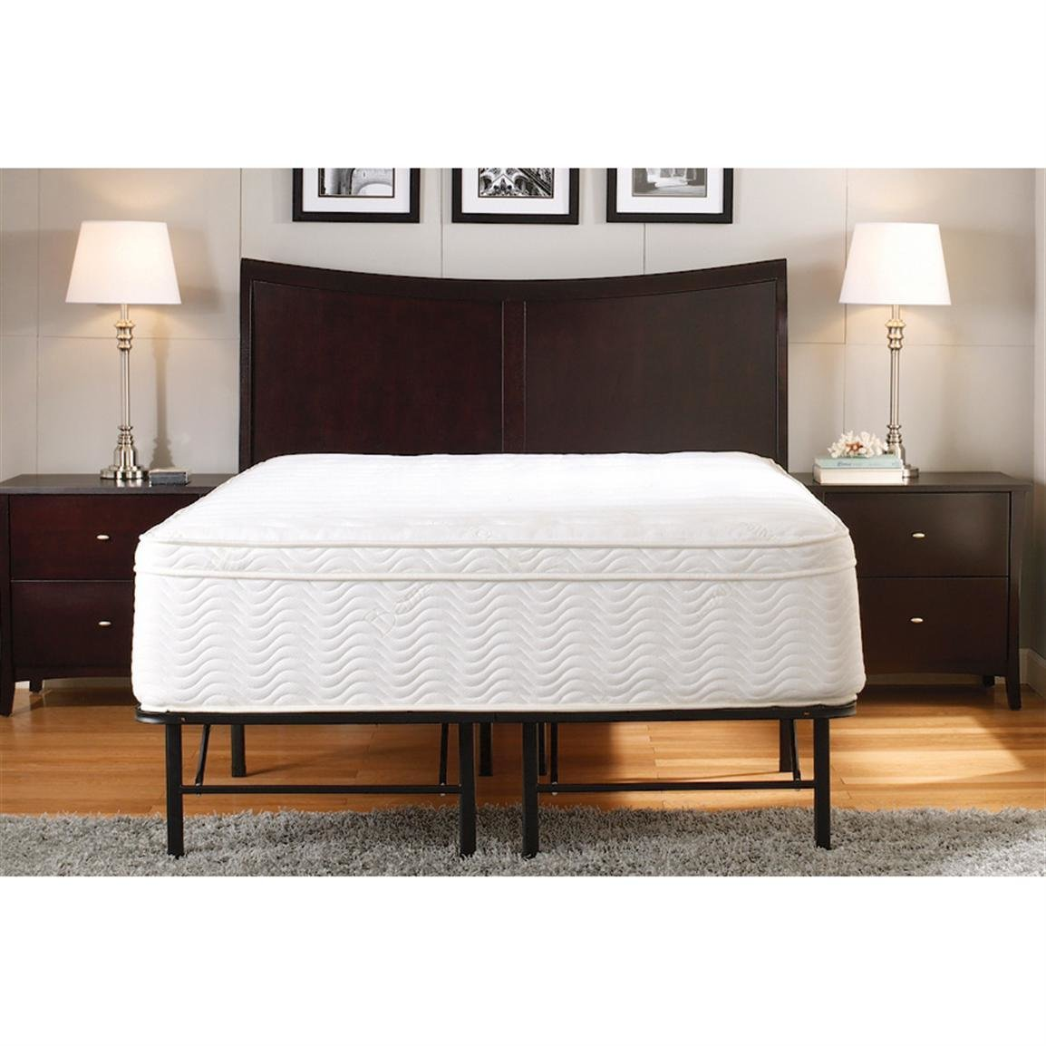Best Boyd Bed Frame Foundation Combo 176623 Bedroom With Pictures