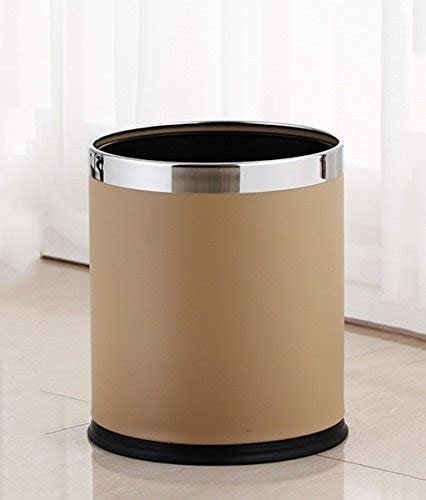 Best Csq Bedroom Trash Can Double Layer Creative Household With Pictures