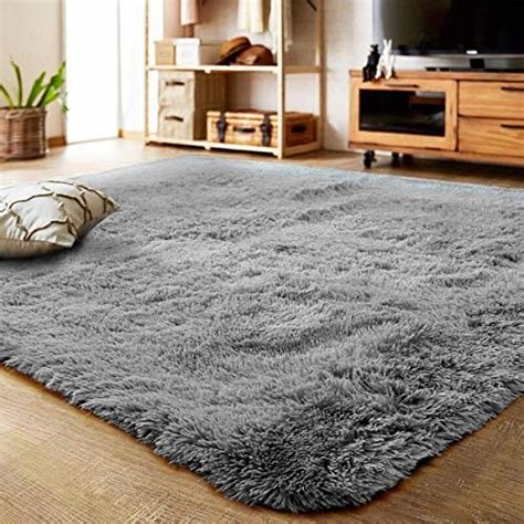 Best Fuzzy Area Rugs Amazon Com With Pictures