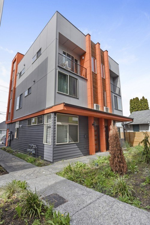 Best West Seattle Townhome 3 Bedrooms Townhouse For Rent In With Pictures