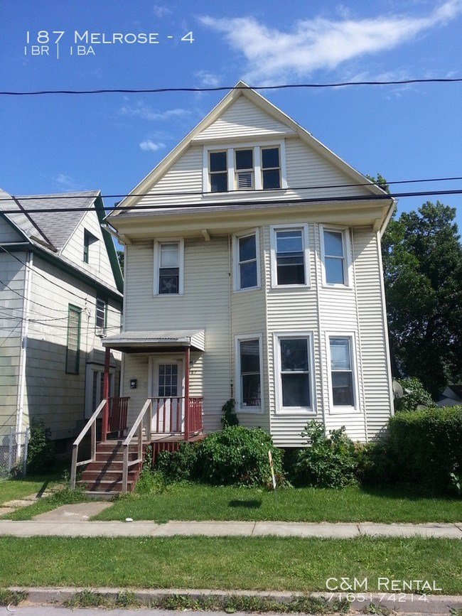 Best 1 Bedroom South Buffalo 550 187 Melrose Apartment For With Pictures