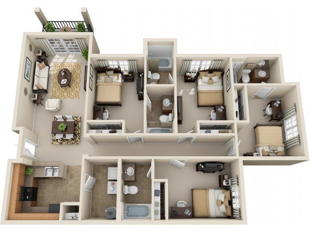 Best Axis Student Living Apartments Statesboro Ga With Pictures
