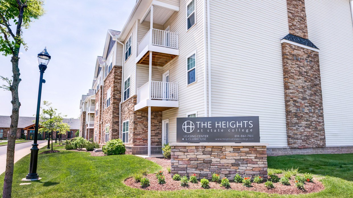 Best Heights At State College Apartments State College Pa Apartments Com With Pictures