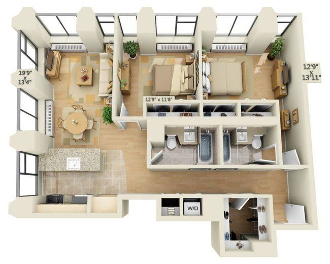 Best 10 Hanover Square Apartments New York Ny Apartments Com With Pictures