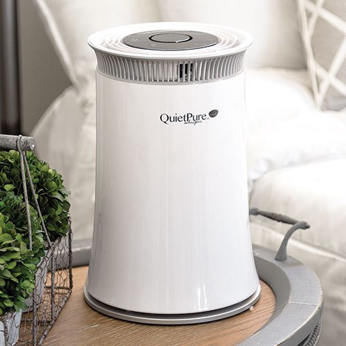 Best Quietpure Whisper Bedroom Air Purifier By Aerus Allergybuyersclub With Pictures