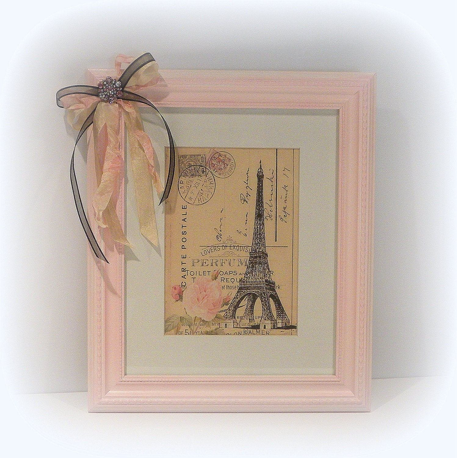 Best Paris Chic Wall Decor Shabby Chic Paris Decor Country With Pictures