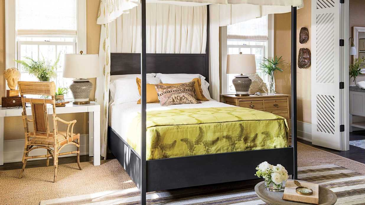 Best Idea House Master Bedroom By Lauren Liess Southern Living With Pictures