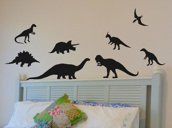 Best Dinosaur Wall Decals Boys Room Wall Decals Baby Boy Nursery With Pictures