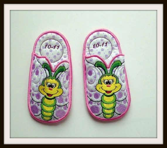 Best Kids Slippers Butterfly Slippers Bedroom Slippers With Pictures