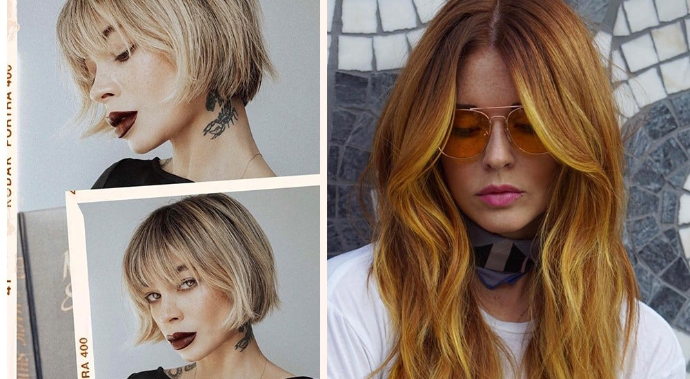 Free These Summer 2019 Haircut Trends Are An Effortlessly Cool Wallpaper