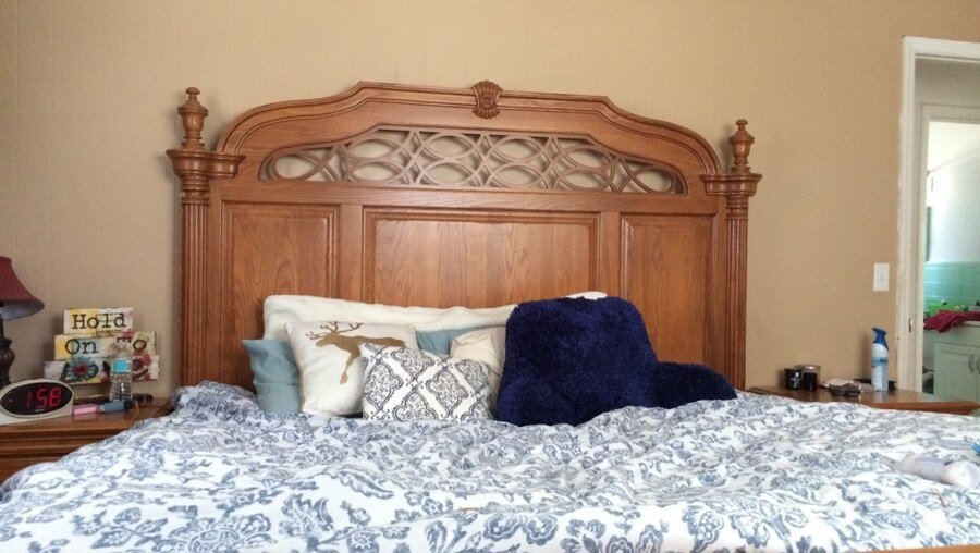 Best Used King Size Bedroom Set In Flagler Beach With Pictures