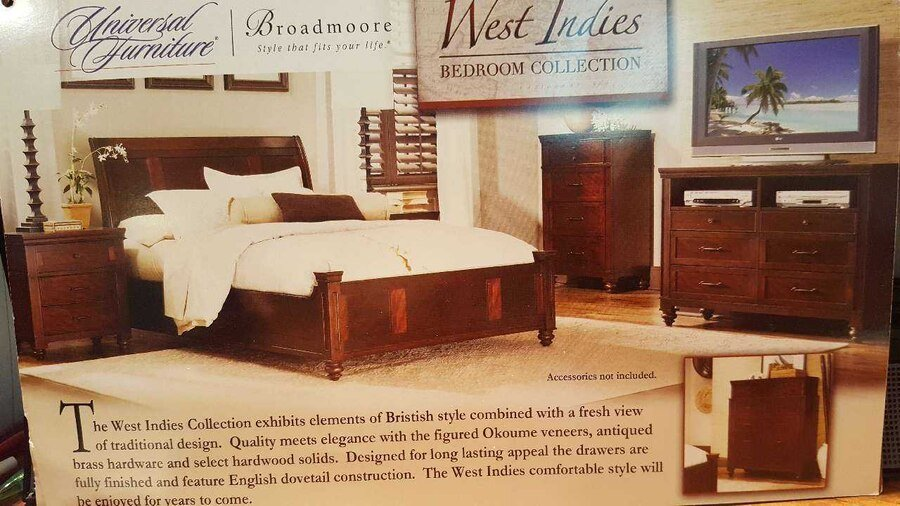 Best Used West Indies Bedroom Collection In Tacoma With Pictures
