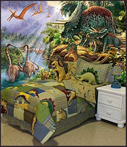 Best Magical Kids Room With A Dinosaur Theme With Pictures