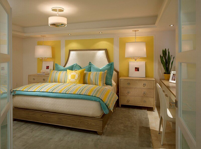 Best 10 Yellow And Blue Interior Design Ideas For Your Home With Pictures