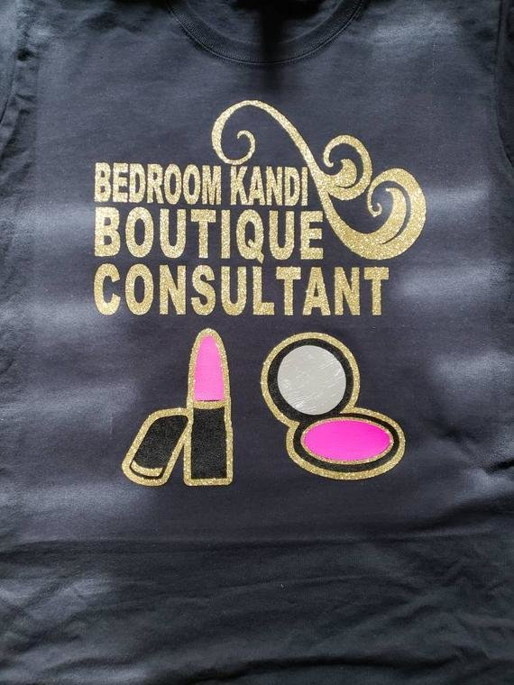 Best Bedroom Kandi Consultant Tee Etsy With Pictures