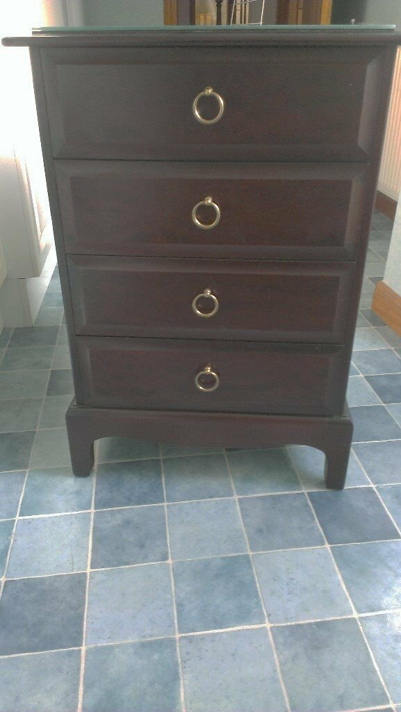 Best Stag Mahogany Furniture Bedroom Chest 4 Drawers In With Pictures