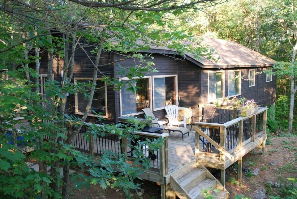 Best Private 4 Bedroom Muskoka Cottage On Muldrew Lake For Rent With Pictures