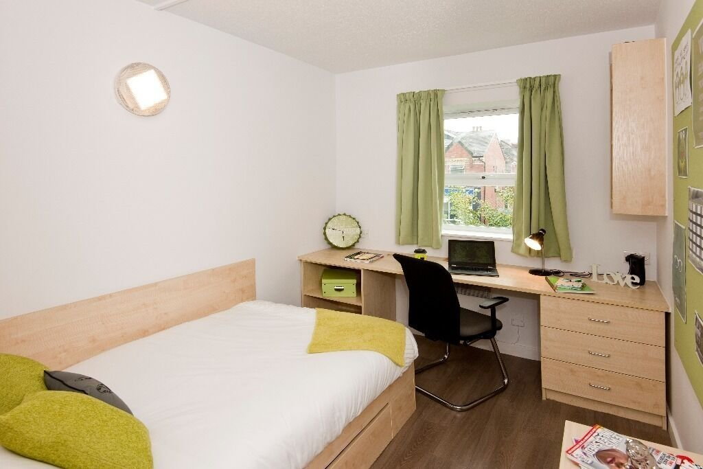 Best En Suite Bedroom Type 2 At Iq Salford Student With Pictures