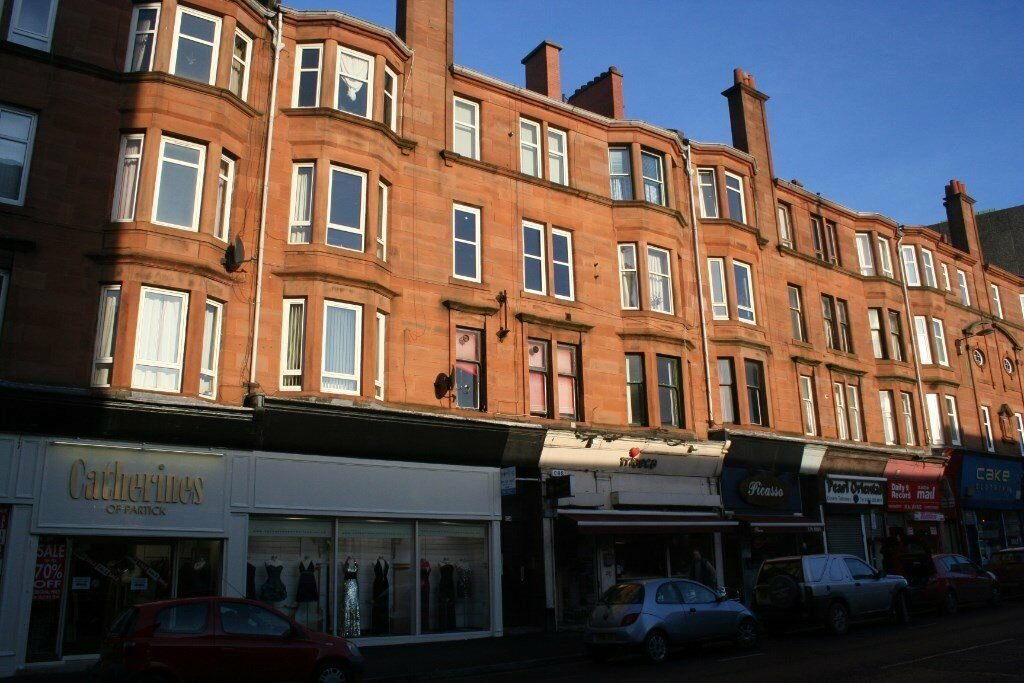 Best 1 Bedroom Flat To Rent Dumbarton Road West End Glasgow With Pictures