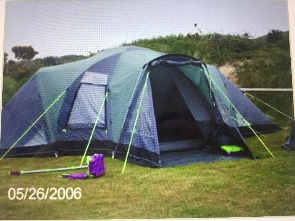 Best Outwell Hartford Xl Tent 3 Bedroom 8 Man In Beverley With Pictures