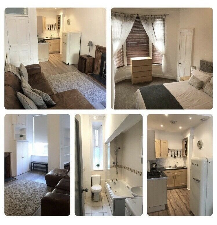 Best Fully Furnished Lovely 1 Bed Flat Shawlands In With Pictures Original 1024 x 768
