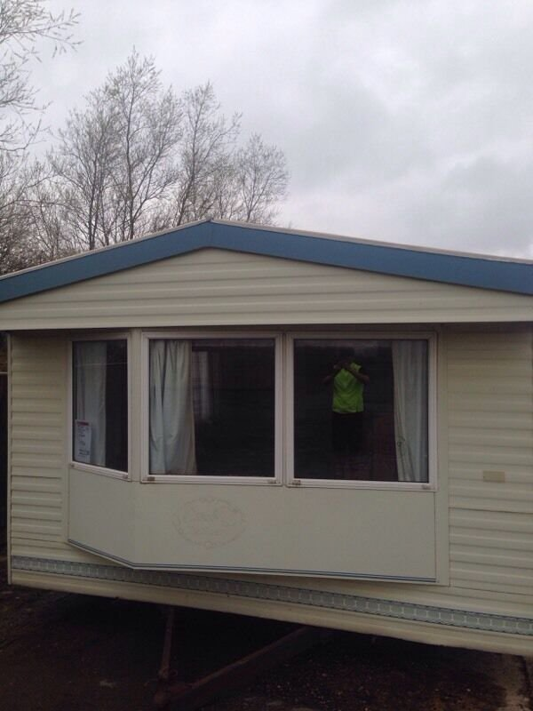 Best Two Bedroom Static Mobile Home For Rent 165£ Pw In With Pictures