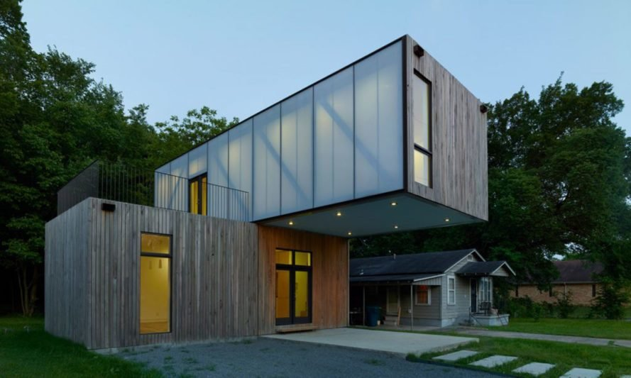 Best Cantilever House By Fay Jones School Of Architecture And With Pictures
