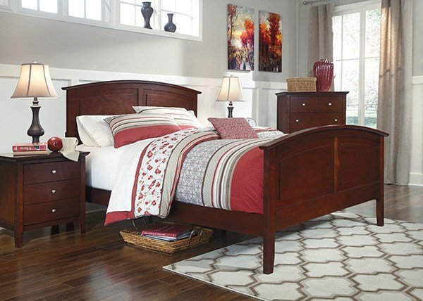 Best Colestead Contemporary Solid Hardwood Bedroom Set With Pictures